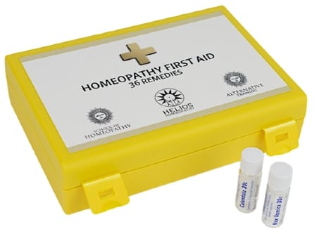 First Aid Course Remedy Kit