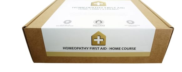 First Aid Course Homeopathy