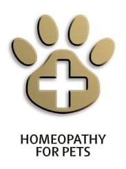 Homeopathy First Aid for Pets logo