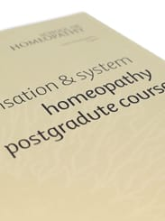 Homeopathy Post Graduate Course