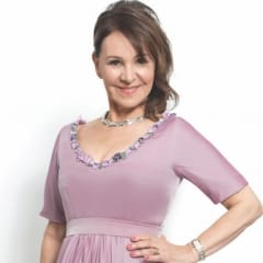 Arlene Phillips CBE - Homeopathy - Living Dress